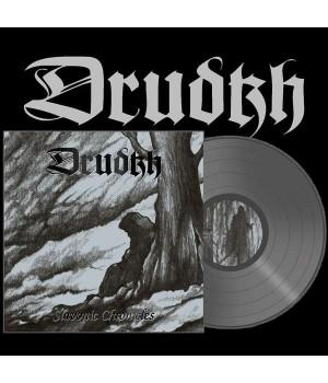 "Виниловая пластинка Drudkh ""Slavonic Chronicles"" (1LP) Grey"