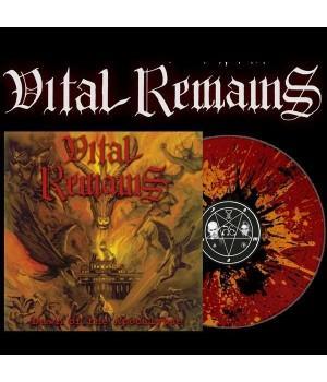 "Виниловая пластинка Vital Remains ""Dawn Of The Apocalypse"" (1LP) Splatter"