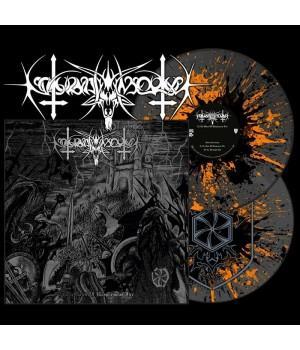 "Виниловая пластинка Nokturnal Mortum ""To The Gates Of Blasphemous Fire"" (2LP) Splatter"