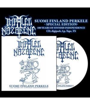 """Виниловая пластинка Impaled Nazarene """"Suomi Finland Perkele"""" (1LP) Picture"""