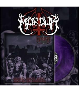 "Виниловая пластинка Marduk ""Heaven Shall Burn... When We Are Gathered"" (1LP) Purple Marble"