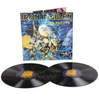 "Виниловая пластинка Iron Maiden ""Live After Death"" (2LP)"