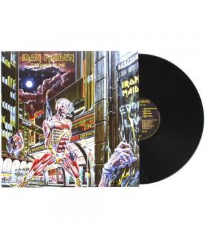 """Виниловая пластинка Iron Maiden """"Somewhere In Time"""" (1LP)"""