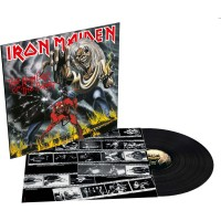 "Виниловая пластинка Iron Maiden ""The Number Of The Beast"" (1LP)"