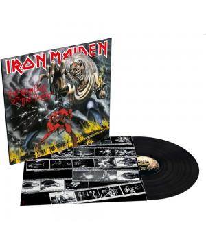 "Виниловая пластинка Iron Maiden ""The Number Of The Beast"" (1LP)"