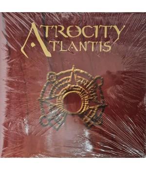 """Виниловая пластинка Atrocity """"Atlantis"""" (2LP)"""