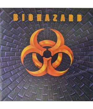"""Виниловая пластинка Biohazard """"Biohazard"""" (1LP) Orange"""