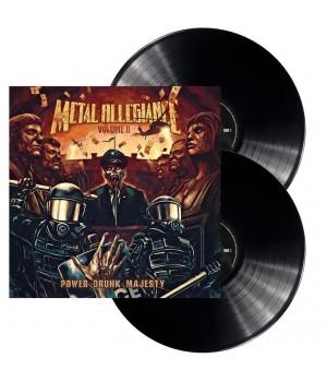 """Виниловая пластинка Metal Allegiance """"Volume II: Power Drunk Majesty"""" (2LP)"""