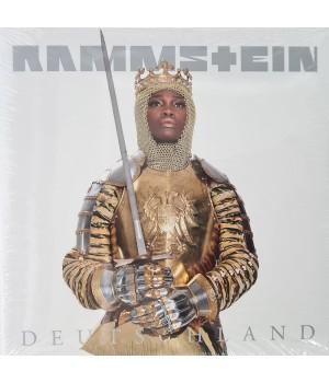 """Виниловая пластинка Rammstein """"Deutschland"""" (1LP)"""