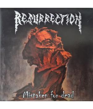"Виниловая пластинка Resurrection ""Mistaken For Dead"" (1LP) Solid White"