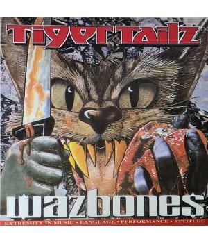 """Виниловая пластинка Tigertailz """"Wazbones"""" (1LP) Red"""