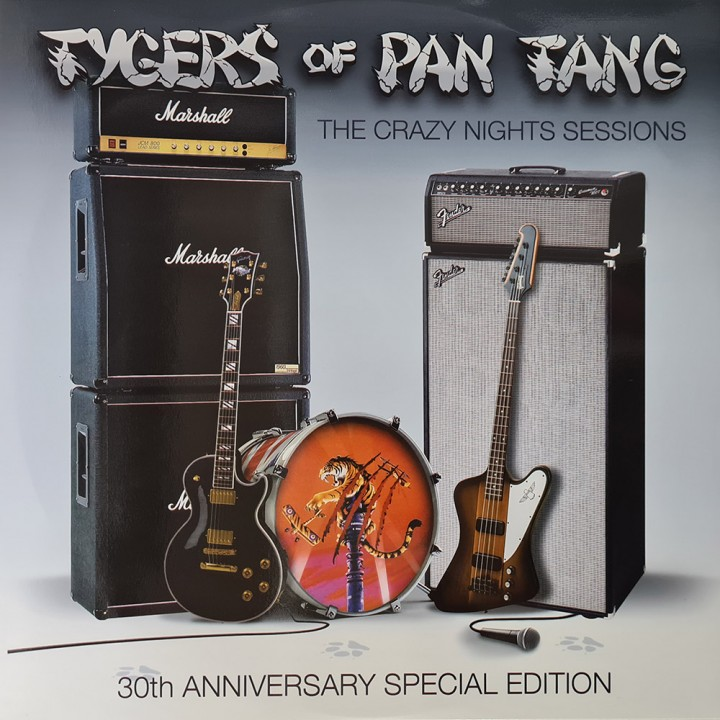 "Виниловая пластинка Tygers Of Pan Tang ""Crazy Nights"" (1LP)"