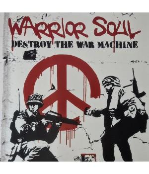"""Виниловая пластинка Warrior Soul """"Destroy The War Machine"""" (1LP) White"""