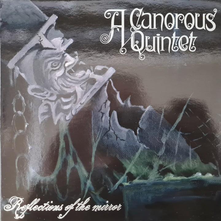 "Виниловая пластинка A Canorous Quintet ""Reflections Of The Mirror"" (1LP)"