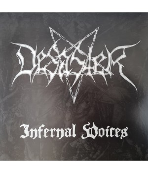 "Виниловая пластинка Desaster ""Infernal Voices"" (1LP)"