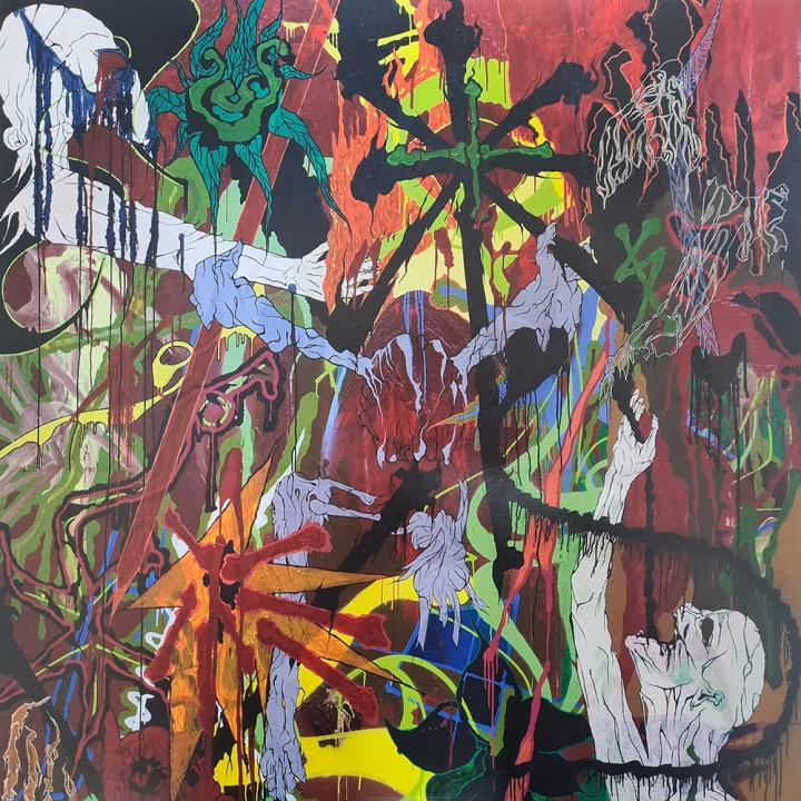 "Виниловая пластинка Diskord ""Dystopics"" (1LP)"