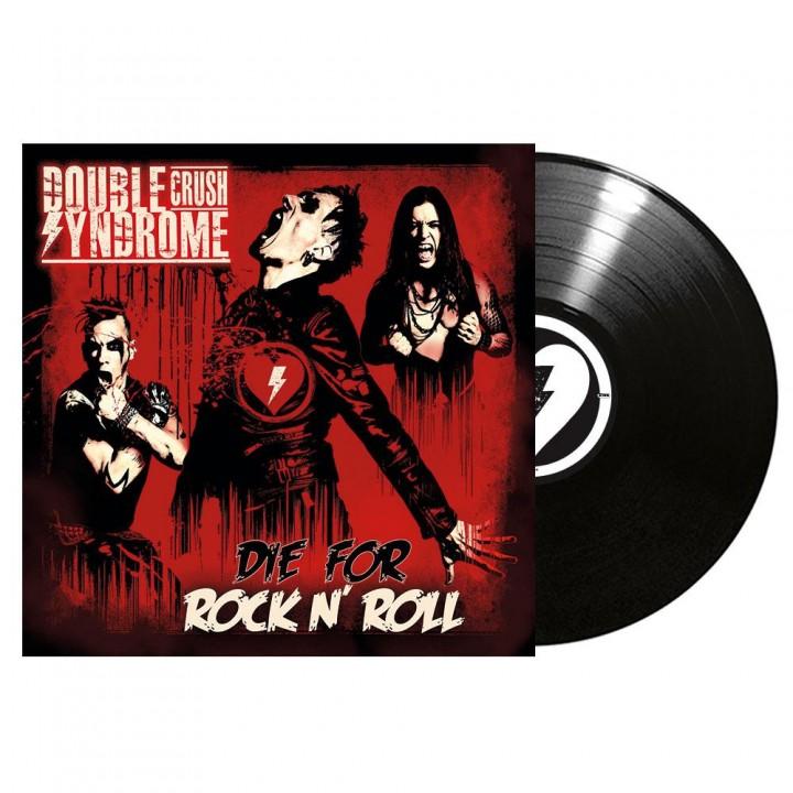 "Виниловая пластинка Double Crush Syndrome ""Die For Rock N' Roll"" (1LP)"