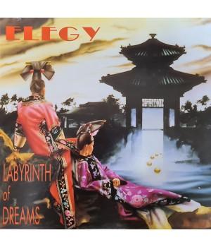 "Виниловая пластинка Elegy ""Labyrinth Of Dreams"" (1LP) Yellow"