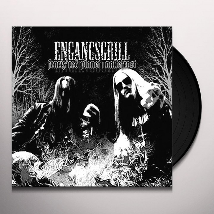 "Виниловая пластинка Fenriz' Red Planet / Nattefrost ""Engangsgrill"" (1LP)"