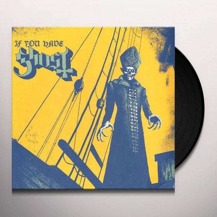 "Виниловая пластинка Ghost ""If You Have Ghost"" (1LP)"