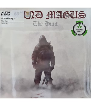 "Виниловая пластинка Grand Magus ""The Hunt"" (1LP) White"