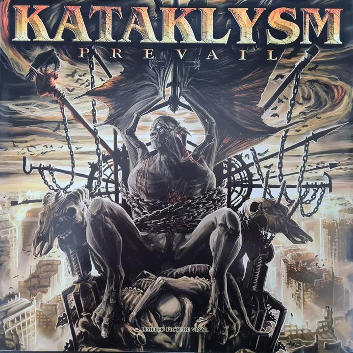"Виниловая пластинка Kataklysm ""Prevail"" (1LP) Picture"