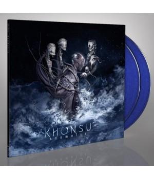 """Виниловая пластинка Khonsu """"Anomalia"""" (2LP) Blue"""