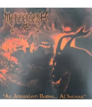 """Виниловая пластинка Melechesh """"As Jerusalem Burns... Al'Intisar"""" (1LP)"""