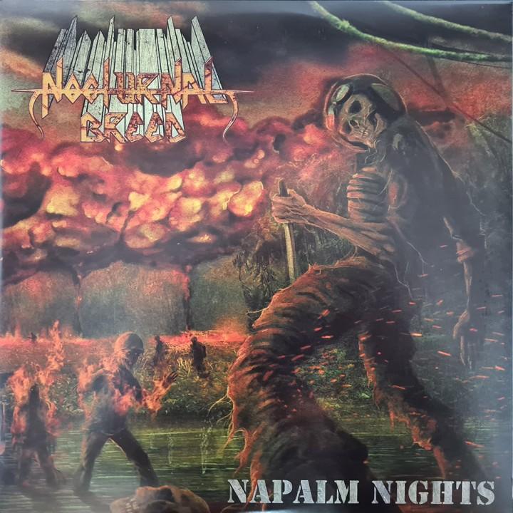 "Виниловая пластинка Nocturnal Breed ""Napalm Nights"" (2LP)"