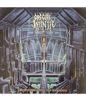 "Виниловая пластинка Obscure Infinity ""Perpetual Descending Into Nothingness"" (1LP)"
