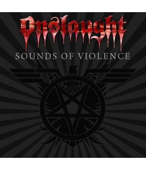 "Виниловая пластинка Onslaught ""Sounds Of Violence"" (1LP)"