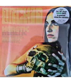 "Виниловая пластинка Orchid ""Heretic"" (1LP) Green"