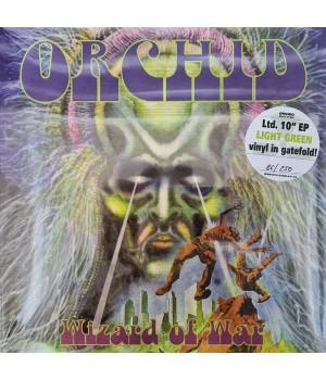 "Виниловая пластинка Orchid ""Wizard Of War"" (1LP) Green Light"