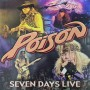 "Виниловая пластинка Poison ""Seven Days Live"" (2LP)"