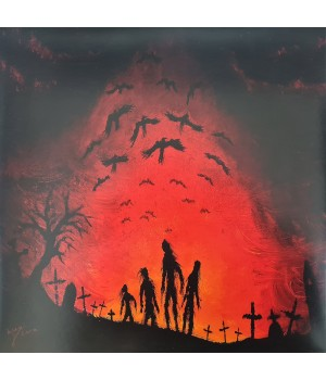 "Виниловая пластинка Convulse ""Evil Prevails"" (1LP) Red"
