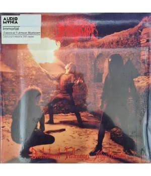 """Виниловая пластинка Immortal """"Diabolical Fullmoon Mysticism"""" (1LP) Gold"""