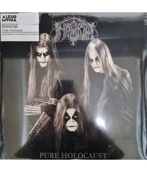 "Виниловая пластинка Immortal ""Pure Holocaust"" (1LP) Grey-Black"