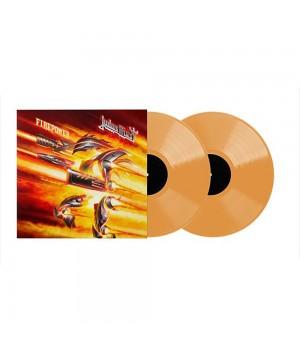 """Виниловая пластинка Judas Priest """"Firepower"""" (2LP) Orange"""