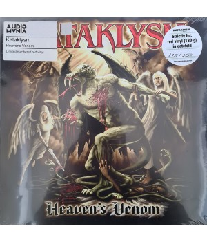 "Виниловая пластинка Kataklysm ""Heaven's Venom"" (1LP) Red"