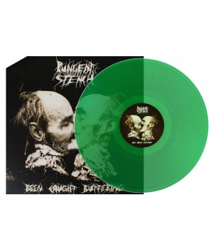 "Виниловая пластинка Pungent Stench ""Been Caught Buttering"" (1LP) Green"