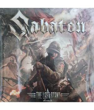 """Виниловая пластинка Sabaton """"The Last Stand"""" (2LP) Picture"""