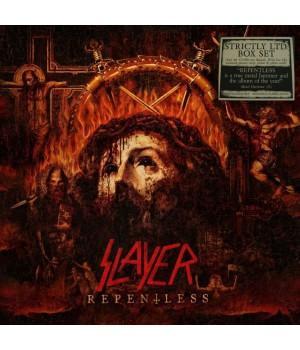 "Виниловая пластинка Slayer ""Repentless"" (1LP+) Box"