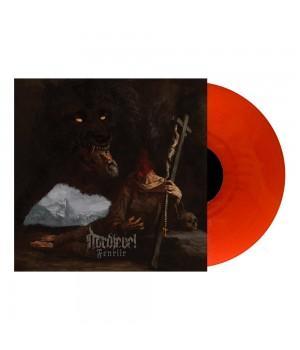 """Виниловая пластинка Nordjevel """"Fenriir"""" (1LP) EP Red"""