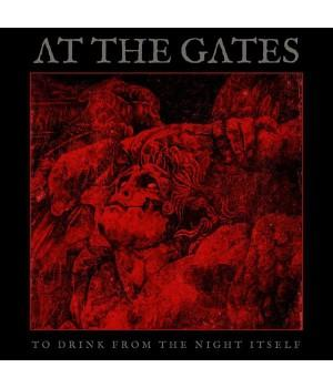"Виниловая пластинка At The Gates ""To Drink From The Night Itself"" (1LP) Picture"