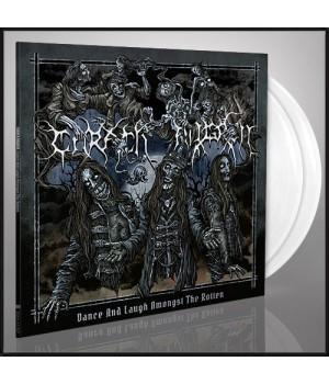 "Виниловая пластинка Carach Angren ""Dance And Laugh Amongst The Rotten"" (2LP) White"