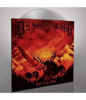 "Виниловая пластинка Deströyer 666 ""Call Of The Wild"" (1LP) Clear"