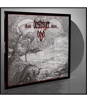 "Виниловая пластинка Deströyer 666 ""Cold Steel...For An Iron Age"" (1LP) Clear"
