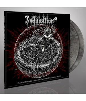 "Виниловая пластинка Inquisition ""Bloodshed Across The Empyrean Altar..."" (2LP) Silver"