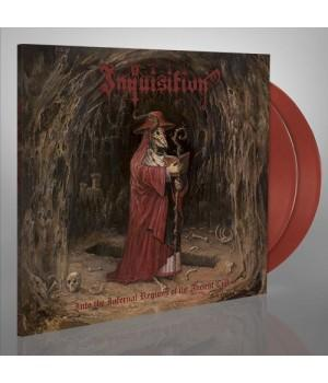 """Виниловая пластинка Inquisition """"Into The Infernal Regions Of The Ancient Cult"""" (2LP) Red"""