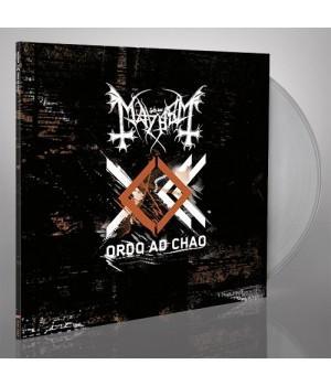 "Виниловая пластинка Mayhem ""Ordo Ad Chao"" (1LP) Crystal Clear"